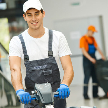 Bright Sky Commercial Building maintenance staffing